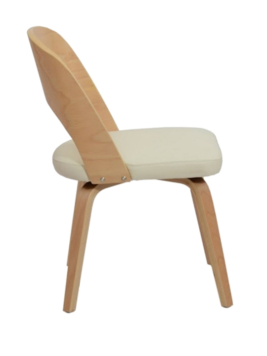 White Construct Chair