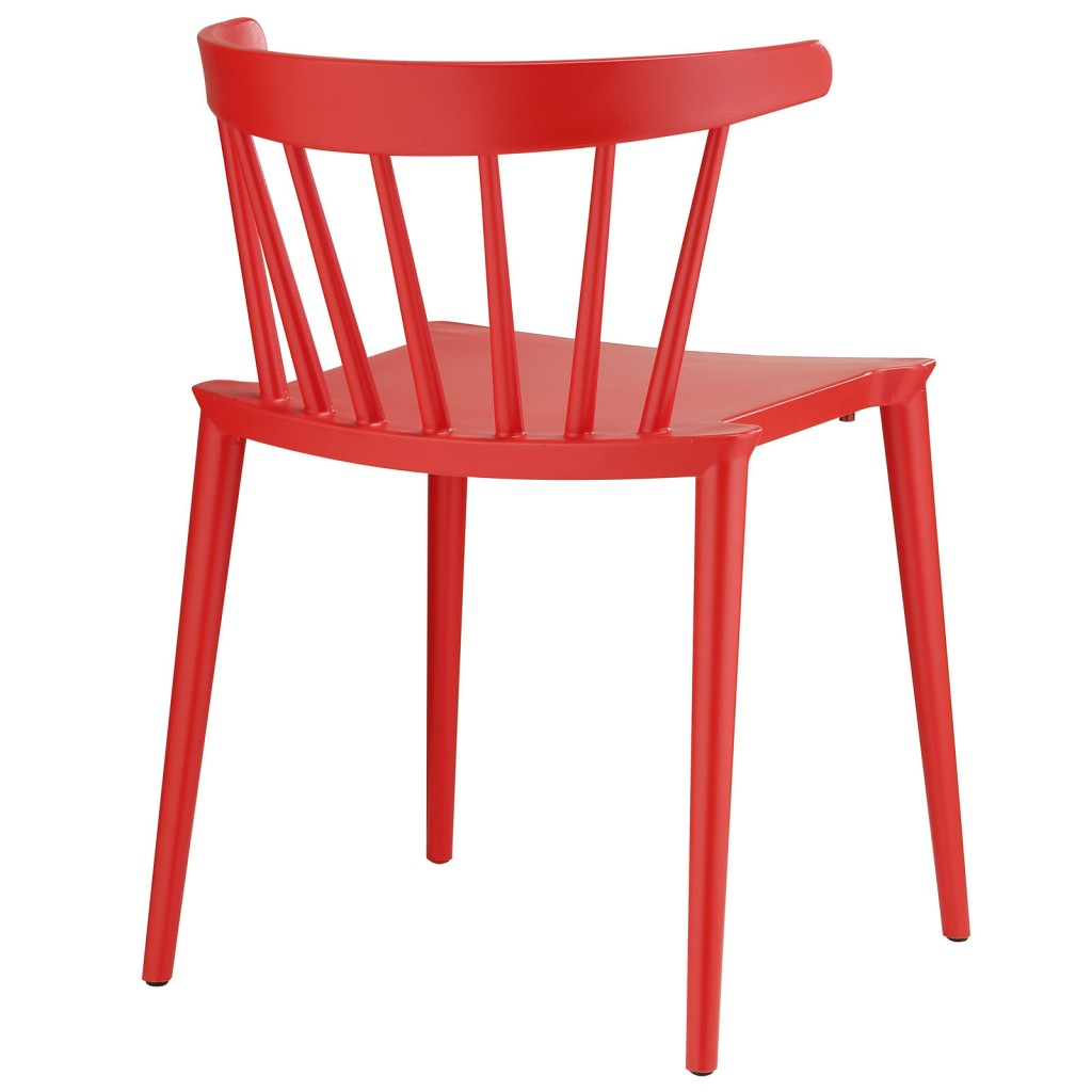 Red Doral Chair 3
