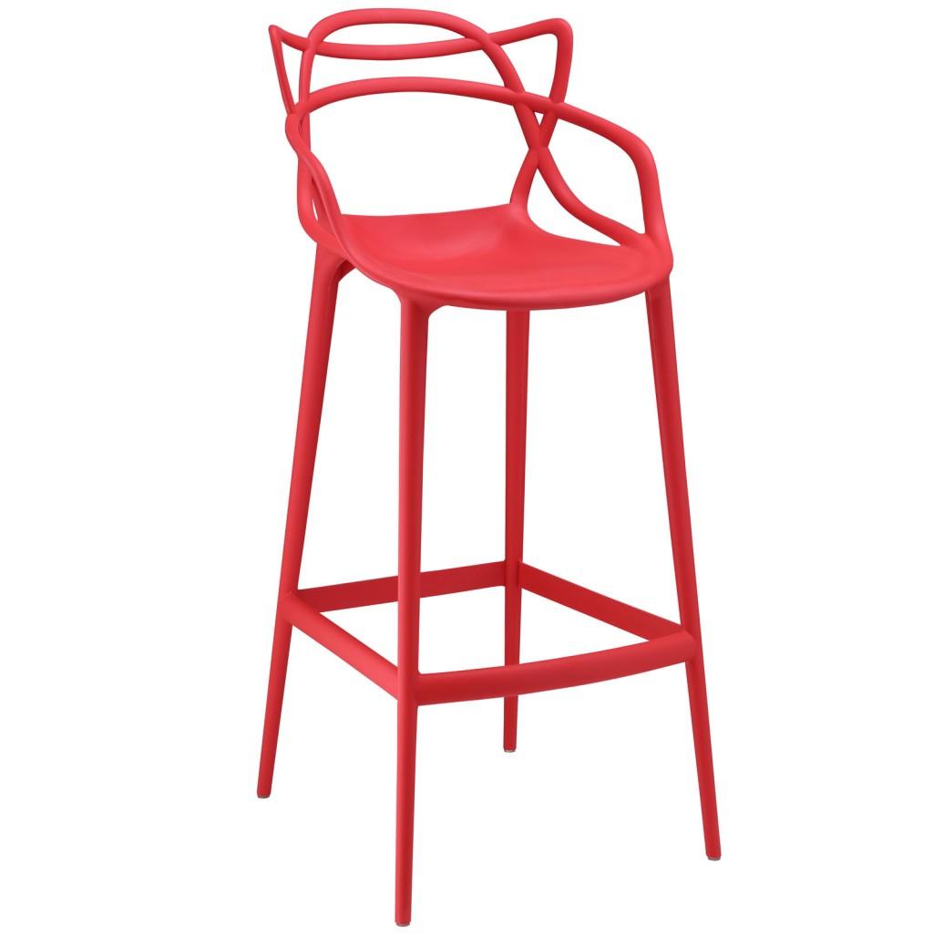 Red Spark Barstool