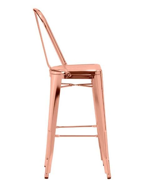 Rose Gold Barstool 2 461x600