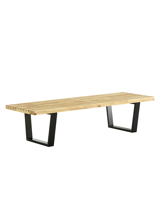 Samurai Double Slat Bench 5