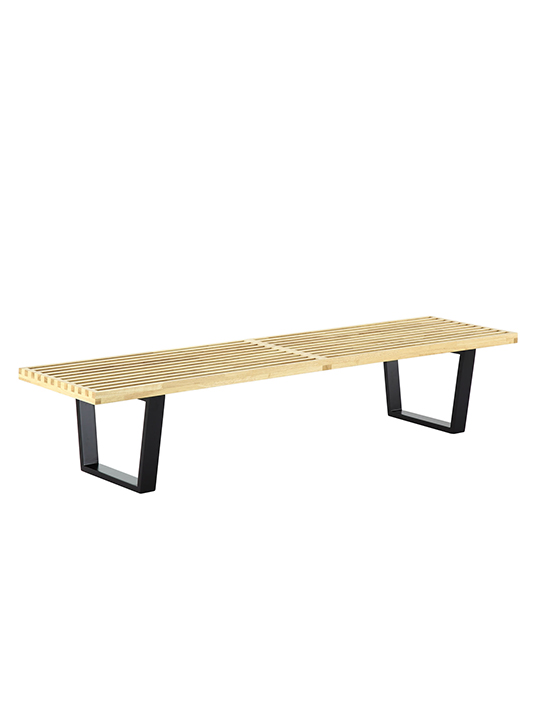 Samurai Double Slat Bench 6