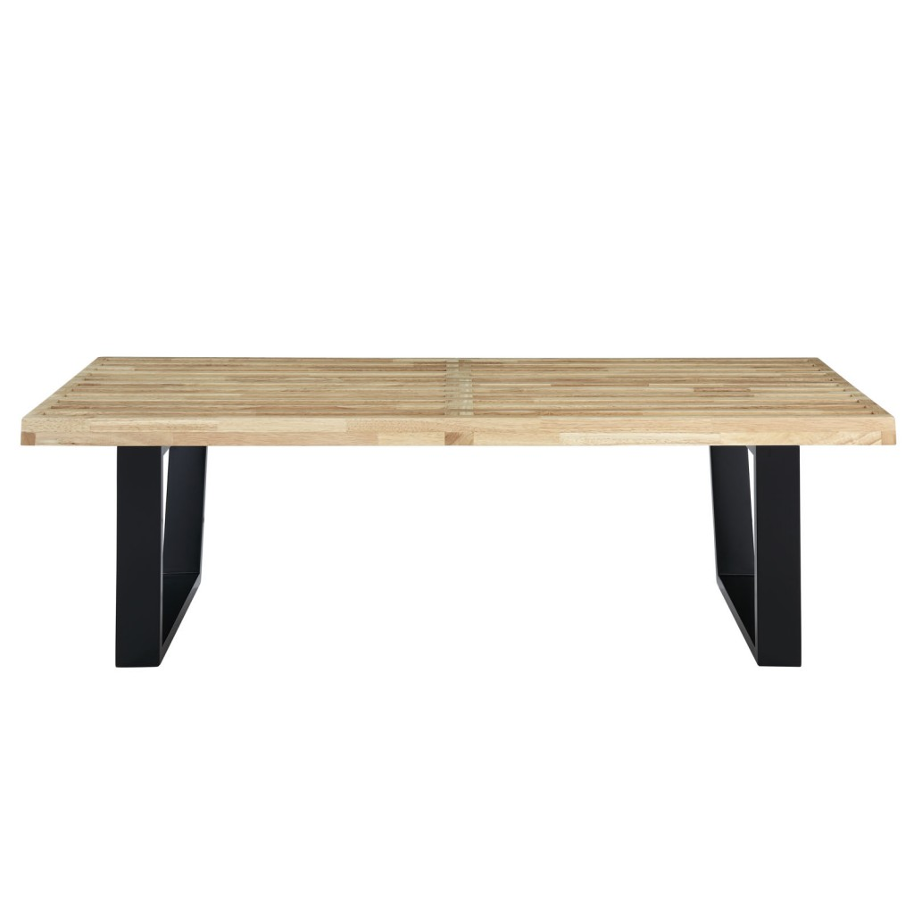 Samurai Double Slat Bench A