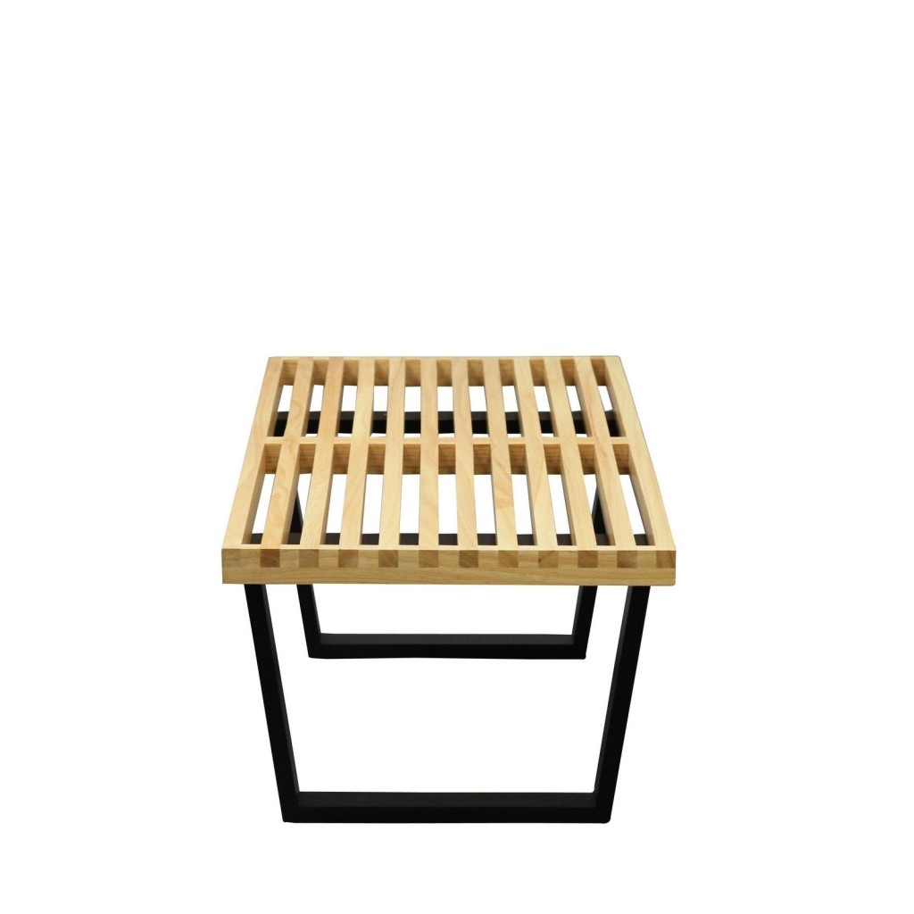 Samurai Double Slat Bench C