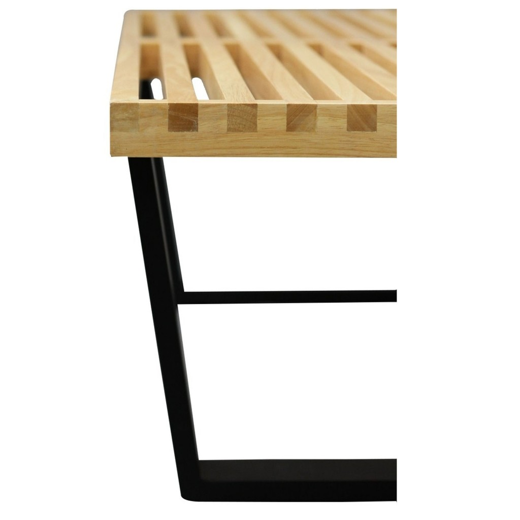 Samurai Double Slat Bench D