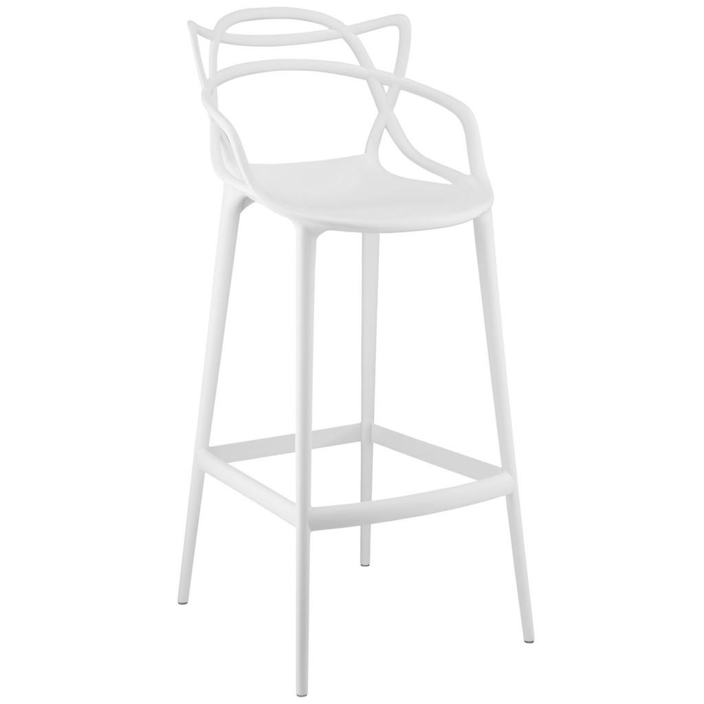 White Spark Barstool
