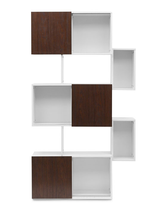Mondrion Shelving Unit