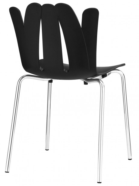 Black Hype Chair  461x614