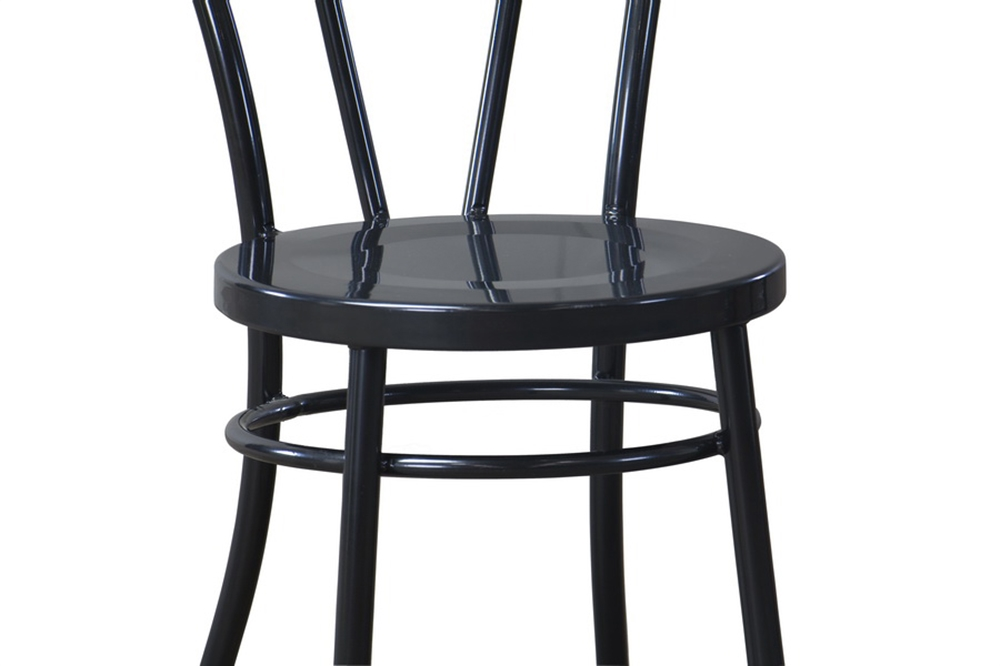 Black Spector Chair Set 3