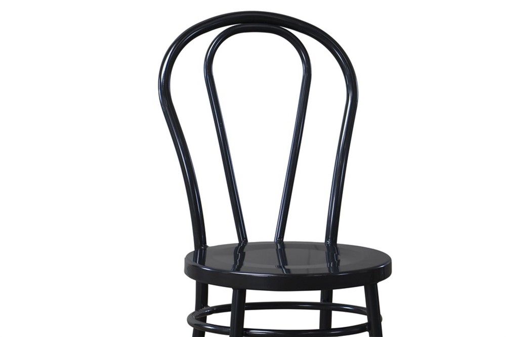 Black Spector Chair Set 4