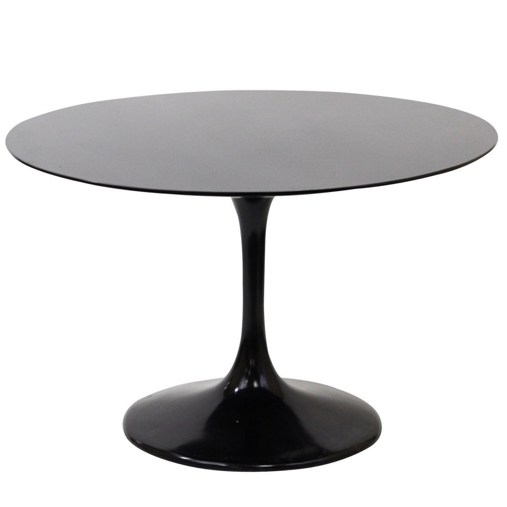 Brilliant Black Tulip Table 2