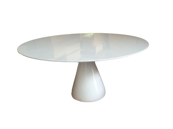 Miso White Dining Table 4