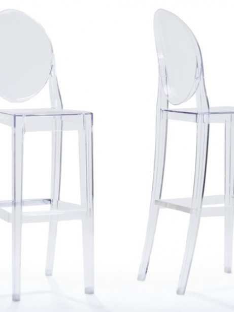 Throne Barstool Clear 3 461x614