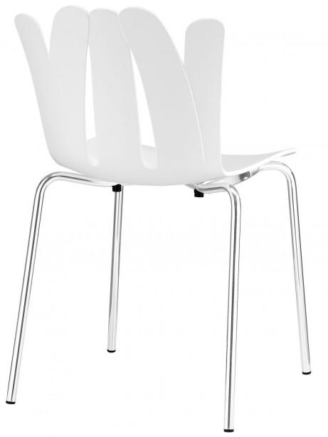White Hype Chair  461x614