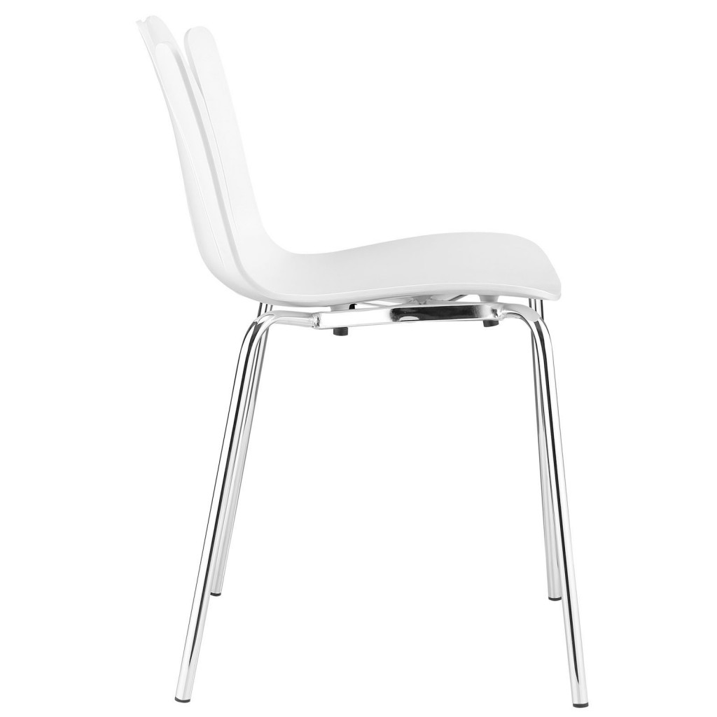White Hype Chair 2