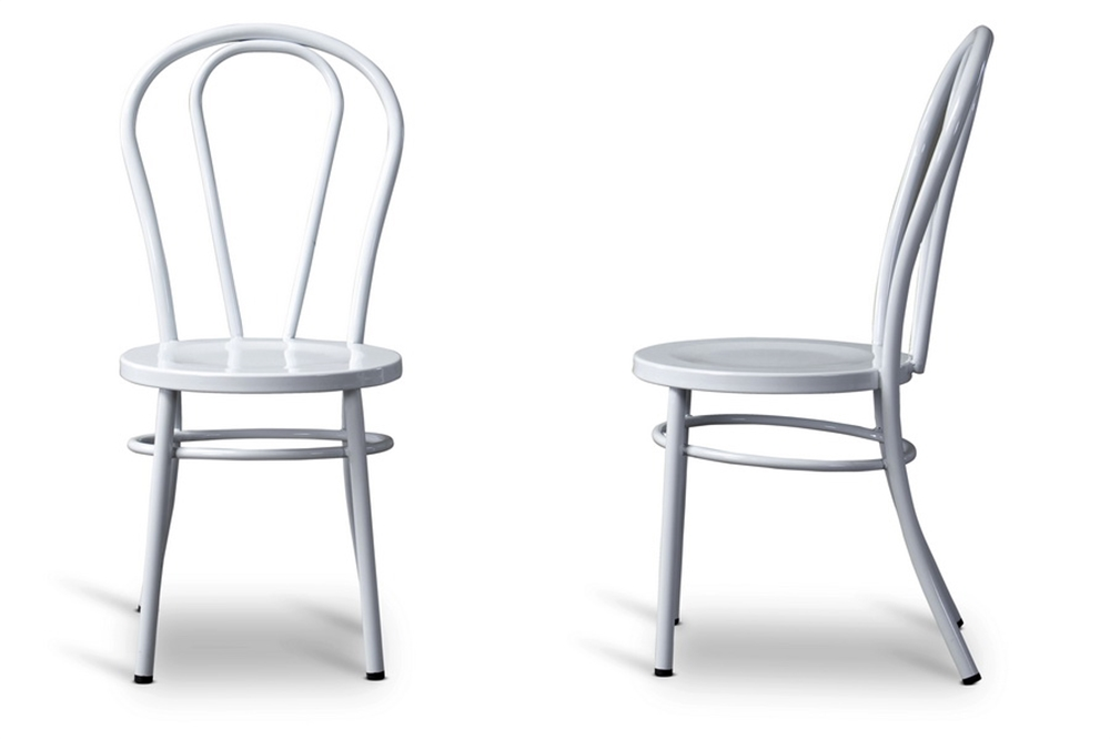 White Spector Chair Set 3