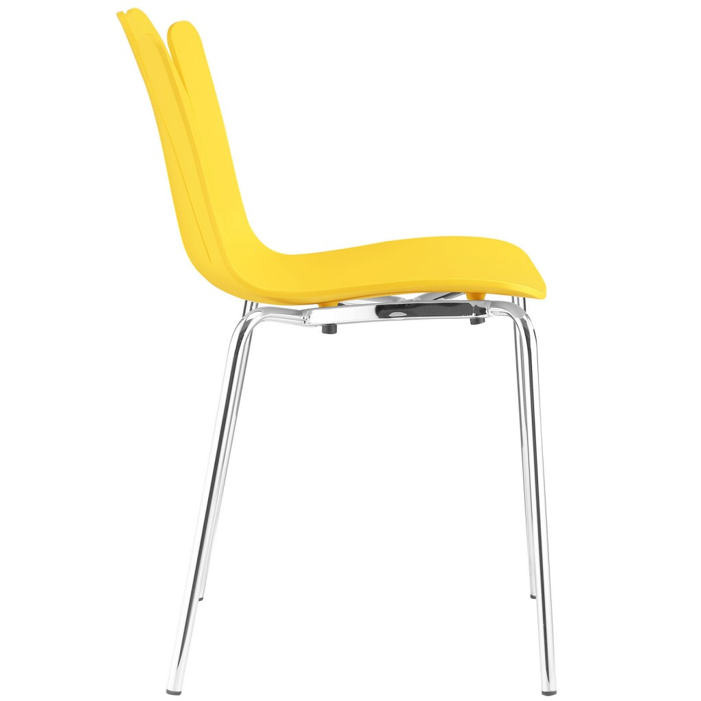 Yellow Hype Chair 2