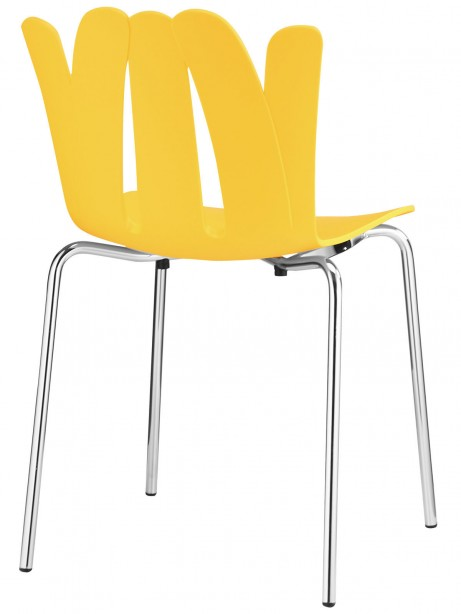 Yellow Hype Chair 461x614