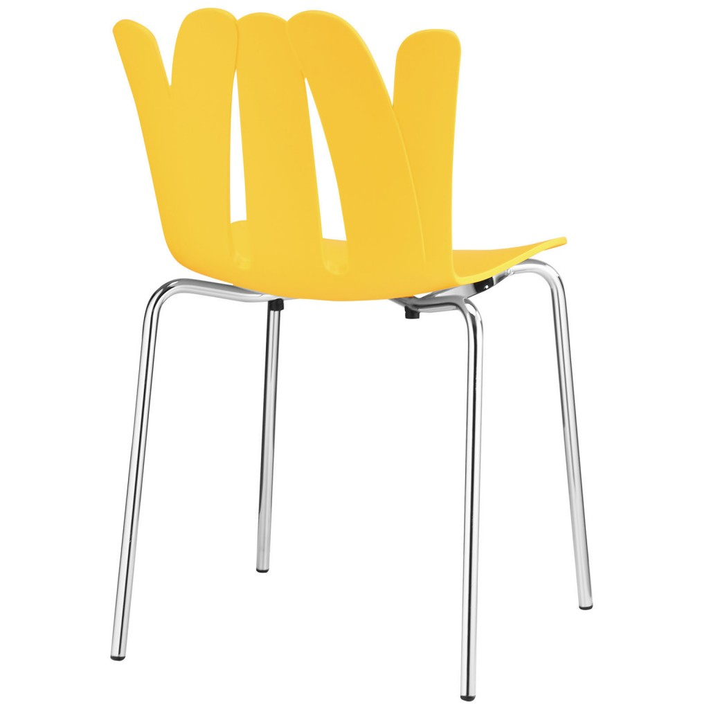 Yellow Hype Chair