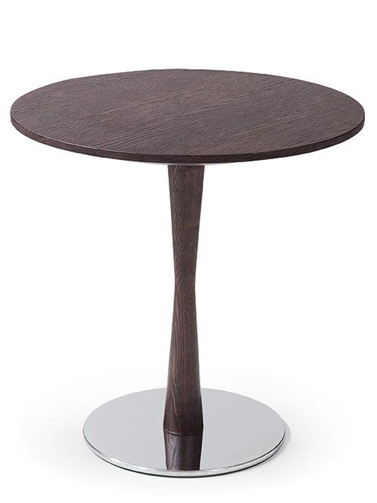 Acme Wenge Wood Side Table