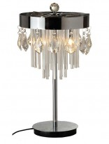 Chic Crystal Table Lamp 156x207