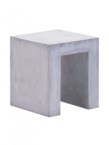 Concrete Stool 461x614