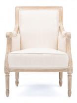 Empress Linen Armchair 156x207