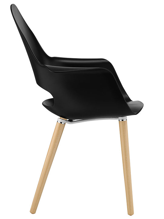 Galaxy Chair Black 2