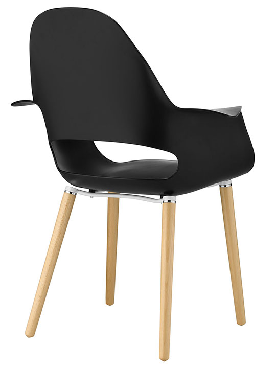 Galaxy Chair Black 3