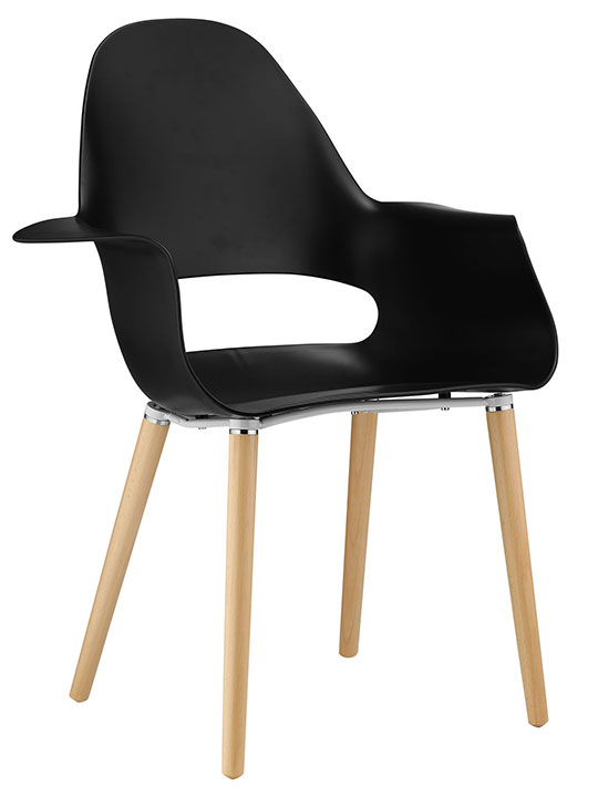 Galaxy Chair Black