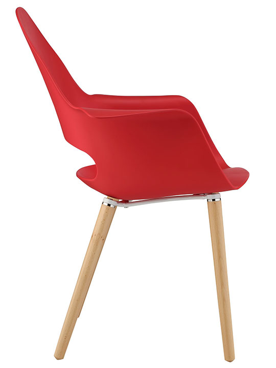 Galaxy Chair Red 2