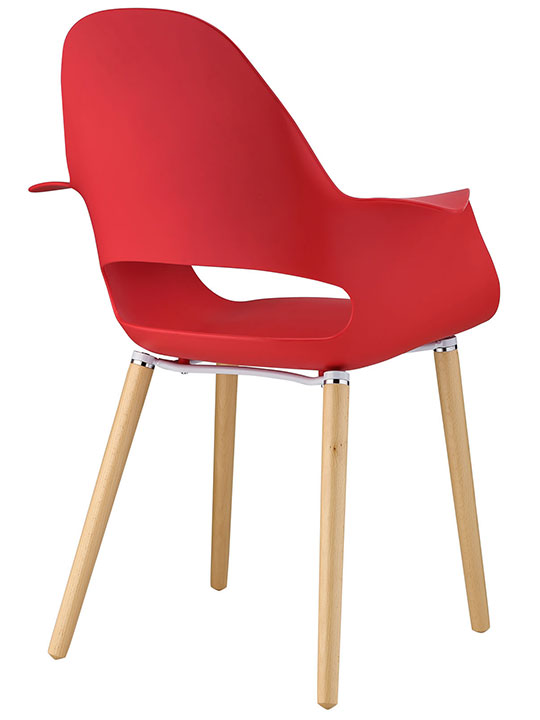 Galaxy Chair Red 3
