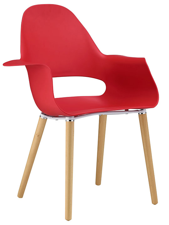 Galaxy Chair Red