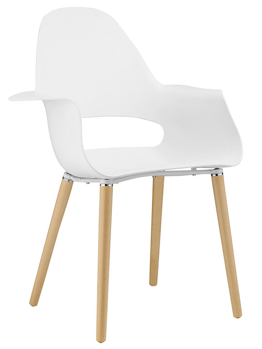 Galaxy Chair White
