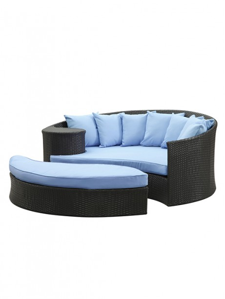 Light Blue Austin Outdoor Sofa Set 461x614
