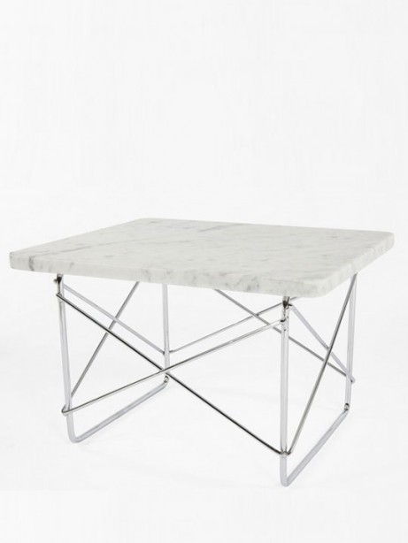 Marble Wire Side Table 461x614