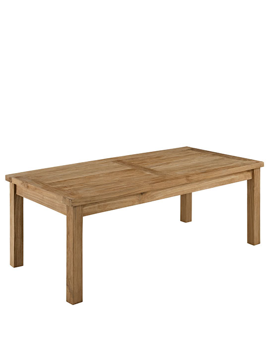 Outdoor Teak Coffee Table 2