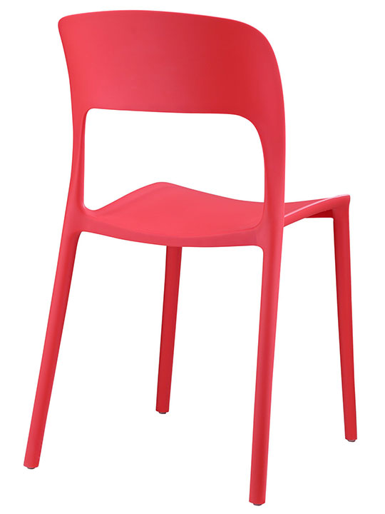 Red Tally Chair 21