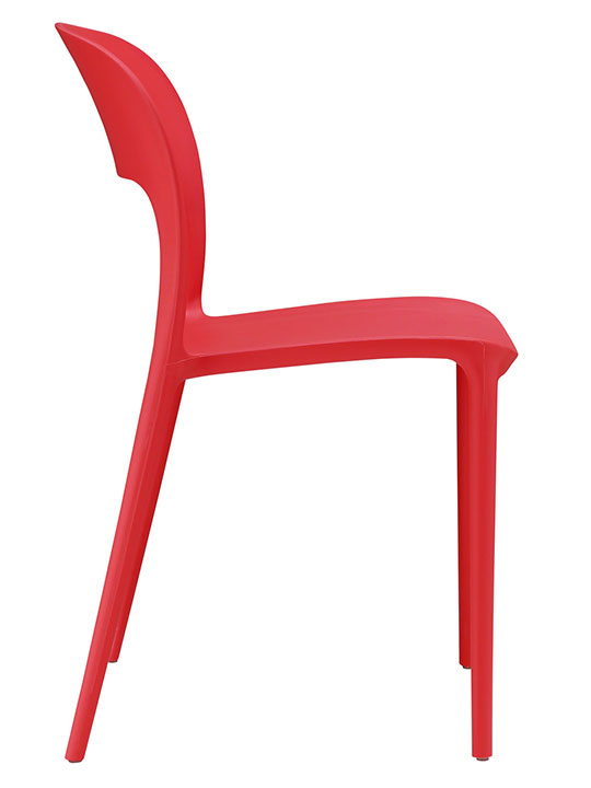 Red Tally Chair 31