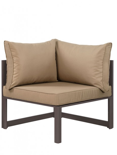 Star Island Outdoor Corner Chair Brown Light 3 461x614