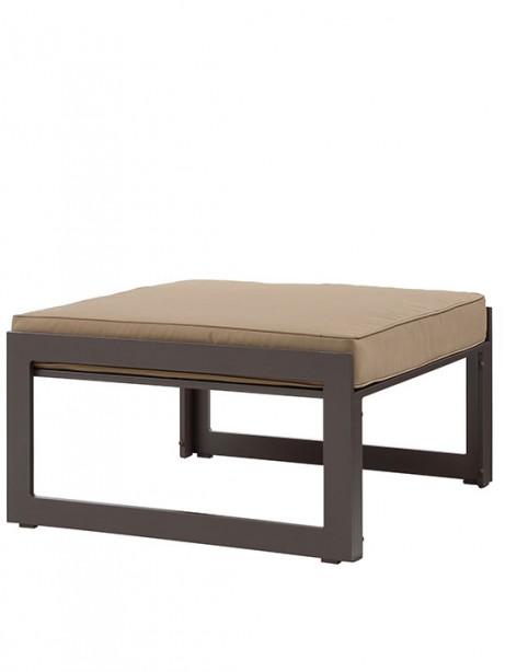 Star Island Outdoor Ottoman Brown Light Brown Cushion 3 461x614