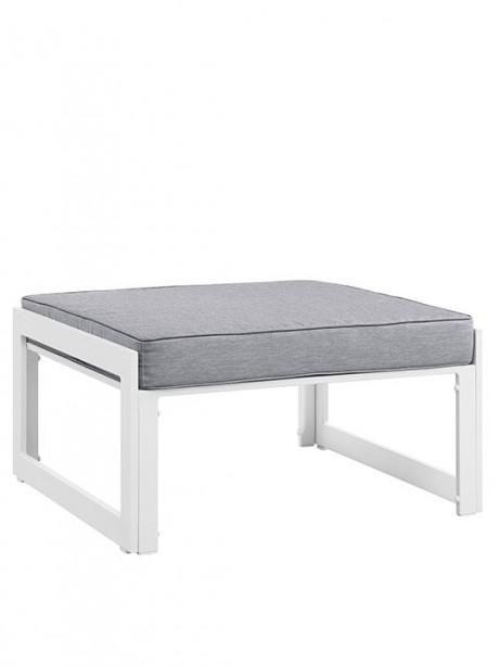 Star Island Outdoor Ottoman White Gray Cushion 1 461x614