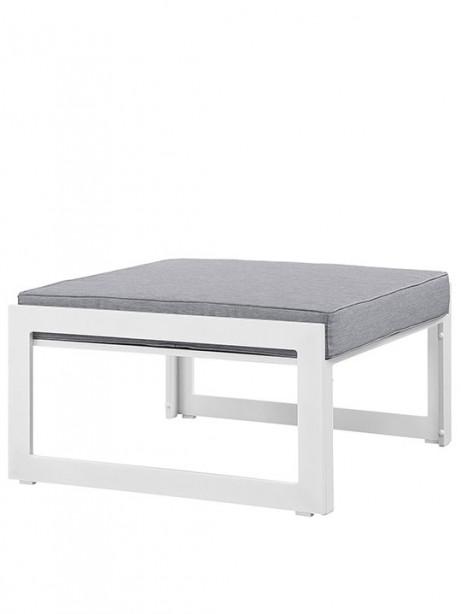 Star Island Outdoor Ottoman White Gray Cushion 3 461x614