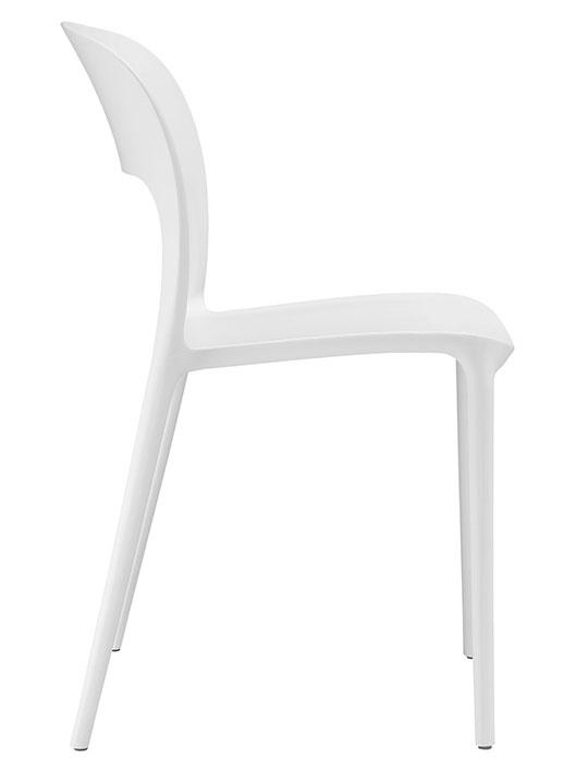 Tally Chair White