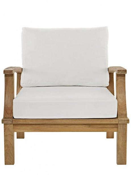 Teak Outdoor Armchair 2 461x614