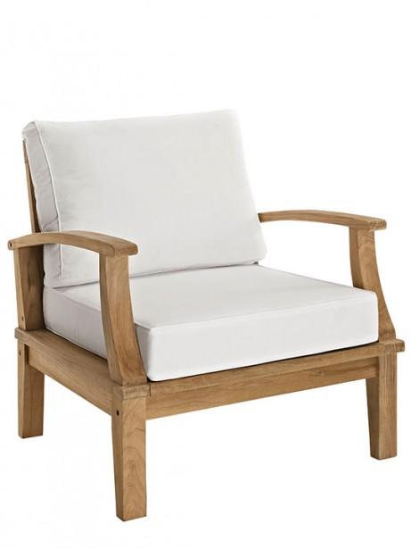 Teak Outdoor Armchair 461x614