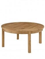 Teak Outdoor Round Coffee Table 156x207