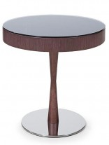 Wenge Wood Display Side Table 156x207