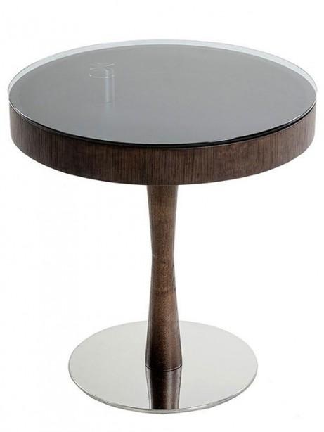 Wenge Wood Display Side Table 2 461x614