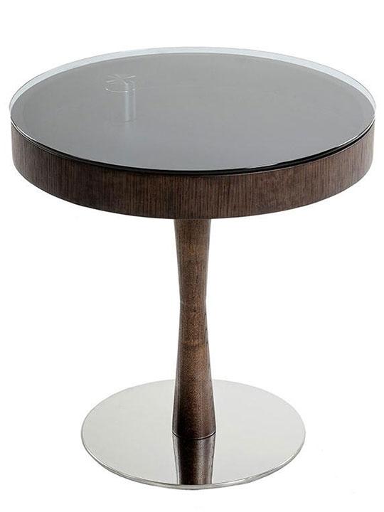Wenge Wood Display Side Table 2